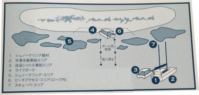 ミコマスケイツアー配置図